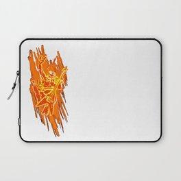 TMNT Rock: Mikey Laptop Sleeve