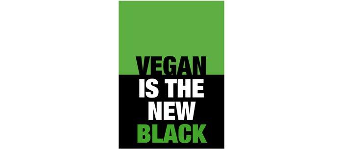 VEGAN is the new black Coffee Mug