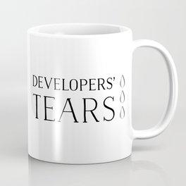 Developers' Tears Vicious Coffee Mug