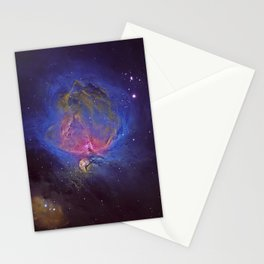 The Great Orion Nebula Stationery Cards