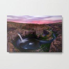 Palouse Falls Metal Print