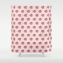 Skunks Love Shower Curtain