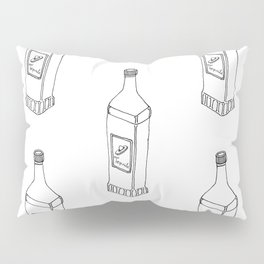 Tequila Pattern Pillow Sham