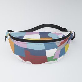 USA #2 Fanny Pack