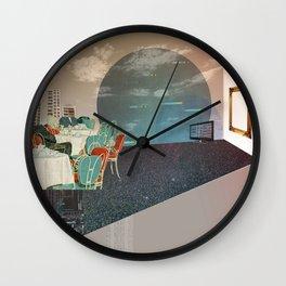 atmosphere 19 · Roadhouse Blues Wall Clock