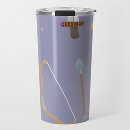 amateur weapons set Travel Mug