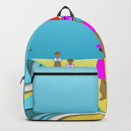 Meerly Living the Life Backpack