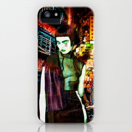 Hungry Ghost iPhone Case
