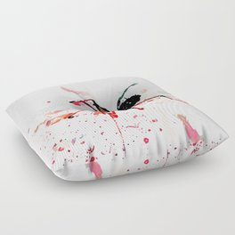 Murder Spider The Nth Floor Pillow