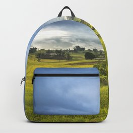 Vietnam Rice Cultivation Backpack