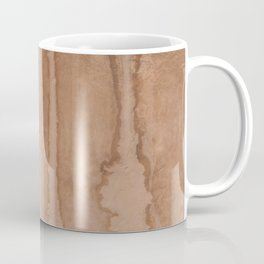 Stains on the old pink wall Coffee Mug