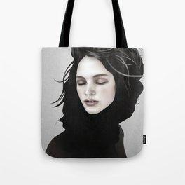 Elsewhere Girl Tote Bag