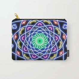 Neon vibes Carry-All Pouch