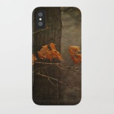 Late Autumn Slim Case iPhone X