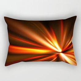 explosion of a star Rectangular Pillow