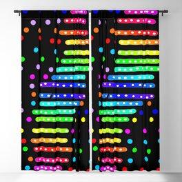 Rainbow 22 Blackout Curtain