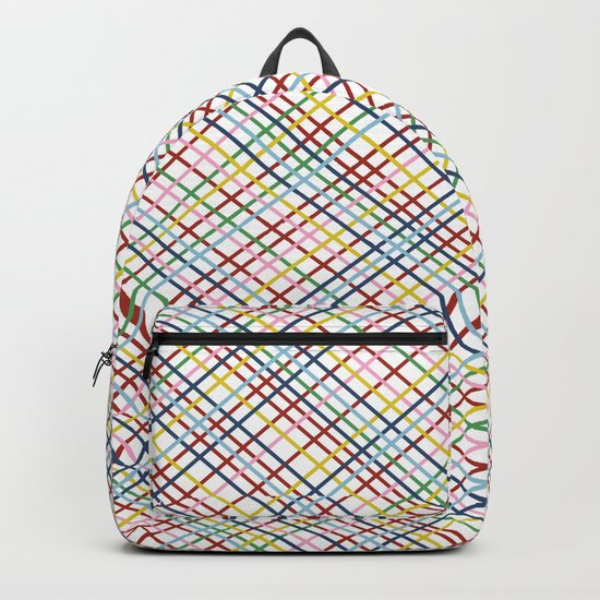 Rainbow Weave 45 Backpack