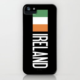 Ireland: Irish Flag & Ireland iPhone Case