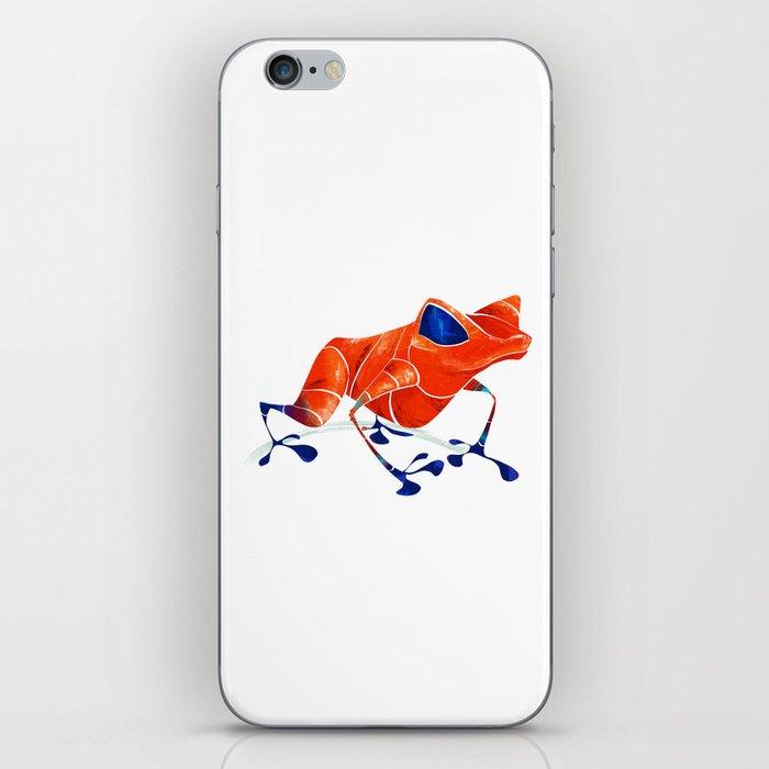 Poison Dart Frog iPhone Skin