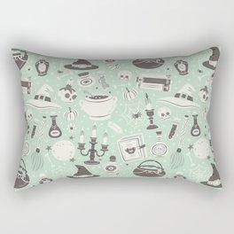 Witchy Vibes Rectangular Pillow