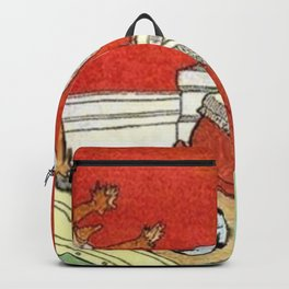 Little Nemo's moonlight ride Backpack