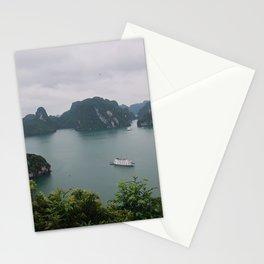 Ha Long Bay Islands Stationery Cards