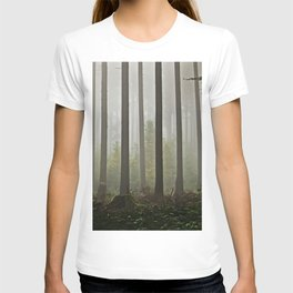 MYSTERY FOREST T-shirt