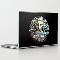 lions Laptop & iPad Skins featuring LIONS by infloence