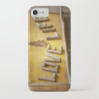 philosophy iPhone & iPod Cases featuring Simple Philosophy by Kimberley Britt