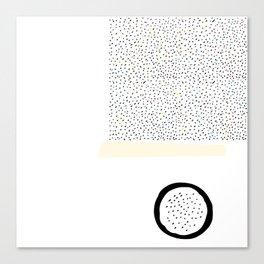 Composición IV Canvas Print