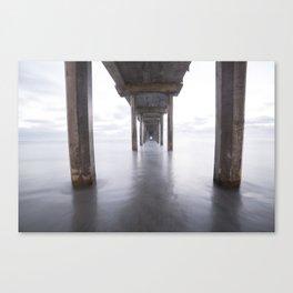 Crystal Void Canvas Print