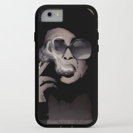 Marla Singer iPhone Case