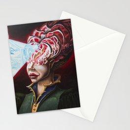 """Miss Pinealia Glandis"" Stationery Cards"