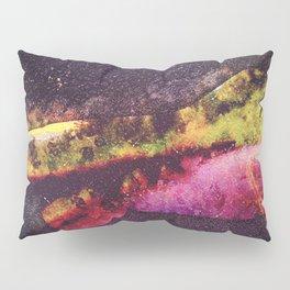 Obsidian Asphalt Pillow Sham