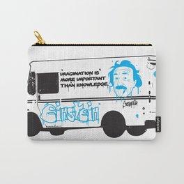 Albert Einstein - Streetwise Seniors Carry-All Pouch
