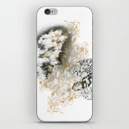 Epiphany in Bloom iPhone Skin