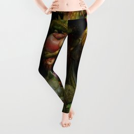 "Giuseppe Arcimboldo ""Holy Roman Emperor Rudolf II re-imagined as Vertumnus"" Leggings"