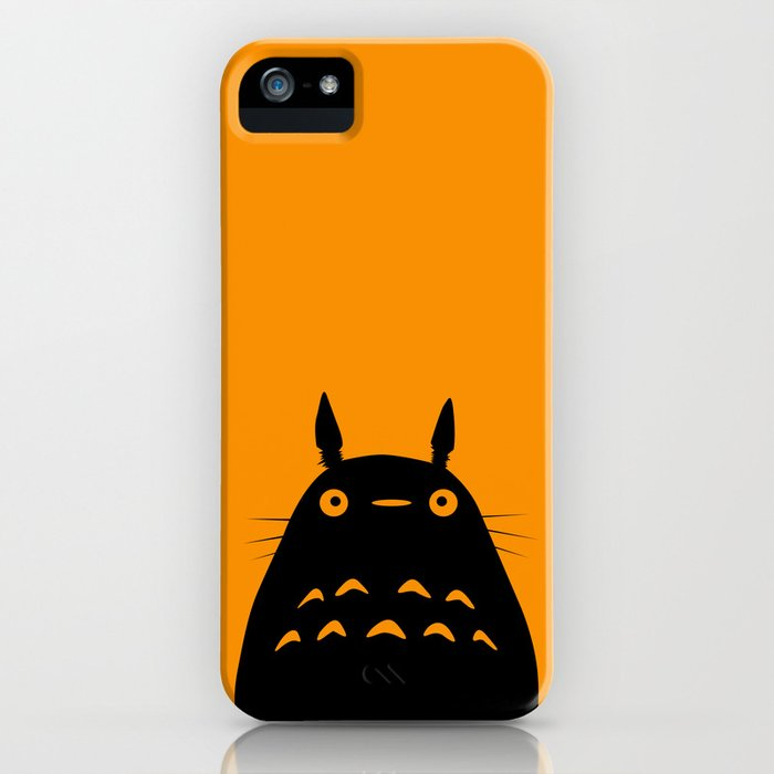 MY NEIGHBOR TO TO RO  iPhone Case