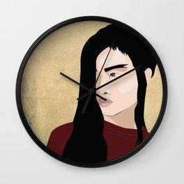 Portrait MVC NYC Wall Clock