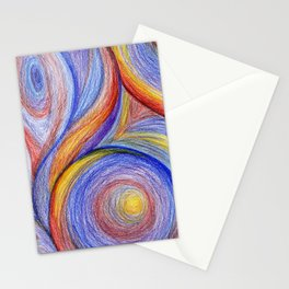 HOT Color blend Stationery Cards