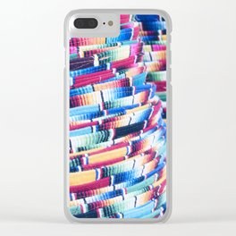 Mexico Impression Clear iPhone Case