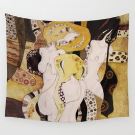 Goldfishes Wall Tapestry