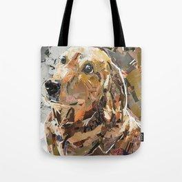 Mia The Golden Tote Bag