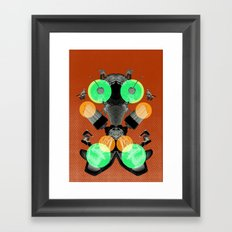 Onboard Part 2 Framed Art Print