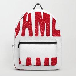 Game Over Er Heiratet2 Backpack