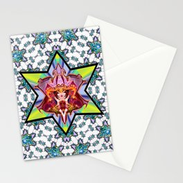 Sun Rise Stars Stationery Cards