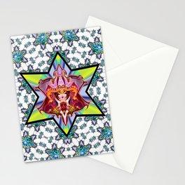 Sun Rise Stars Stationery Cards