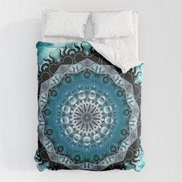 Mandala Blue 5 Comforters