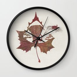 Favourite Game Wall Clock