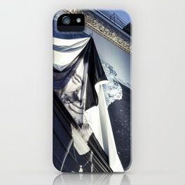 Johnny Hallyday memorial Paris iPhone Case